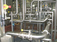 Equipment for Process Water Distribution