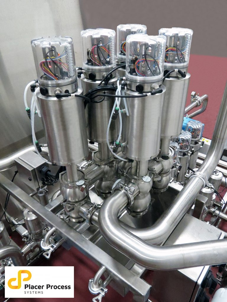 Sanitary Process Systems Equipment