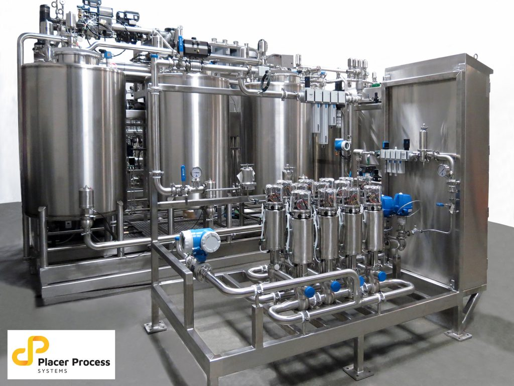 Sanitary Process Systems Products